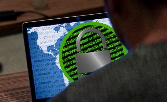 Server besmet met ransomware